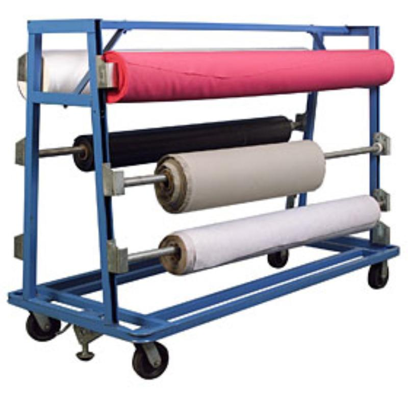 Commercial Fabric Cutting Table Electric Roller Blind
